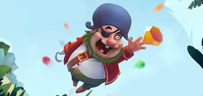 Игра Сокровища Пиратов в Одноклассники